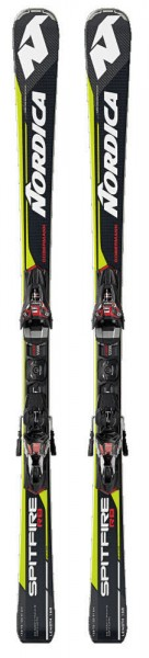 Nordica DOB.SPITFIRE.EVO+PRO X-CELLEVO BLACK/LIME
