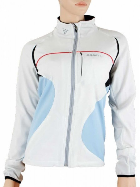 Craft FLOW JACKET WOMAN ohne Farbe