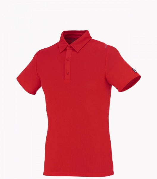Millet Trilogy Dry Grid Polo Rot