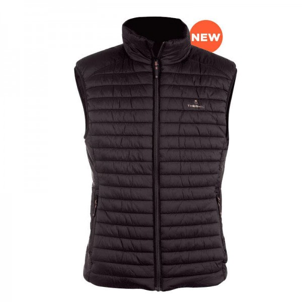 Thermic Heated Vest - beheizbare Herrenwest schwarz - Bild 1