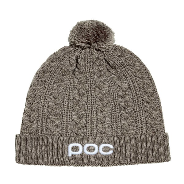 Poc Cable Beanie Beige Beige
