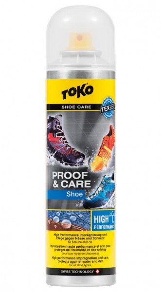 Toko Shoe Proof & Care 250ml Neutral