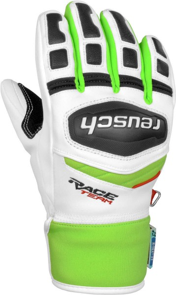 Reusch Training R-TEX® XT Junior Sk white / neon green